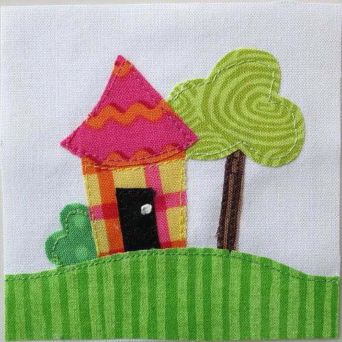 Grp #2 BBC-House theme for May