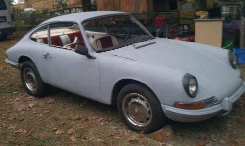 Purchase Used 1968 Porsche 912 No Engine Or Tranny In