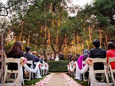 Calamigos Ranch Malibu Weddings Malibu Wedding Venues LA