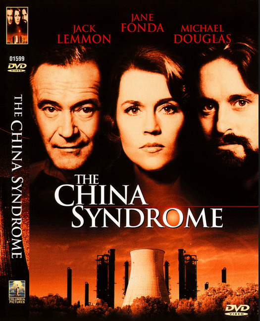 In 1979 the China Syndrome movie told of a nuclear melting event where the core melts down into the earth