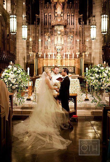 A Glamorous Wedding at the Plaza Hotel