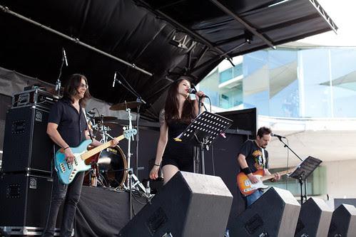 Karaoke con música en directo en Mulafest