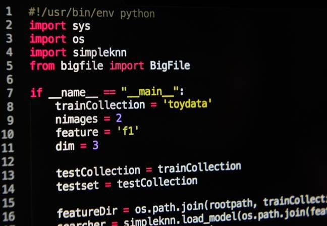 Python. The coolest, craziest, sexiest, nerdiest, most awesome language in the world.