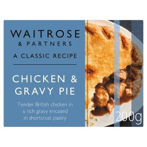 Waitrose roast chicken pie - Waitrose