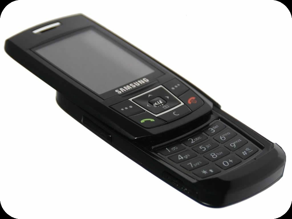 samsung slide handset