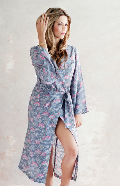 Storm  Robe from Ada & Darcy