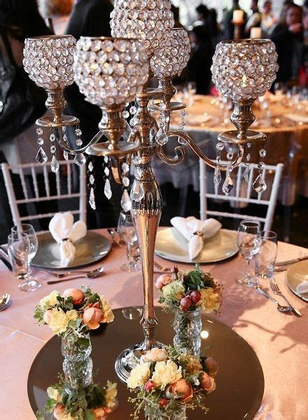 Best 25  Crystal candelabra ideas on Pinterest   Cheap
