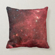 North America Nebula Infrared Pillows