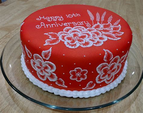 Happy 10th Anniversary Cake   www.pixshark.com   Images