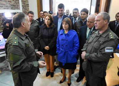 El ministerio de Patricia Bullrich se hará cargo de la Comisión Nacional de Zonas de Seguridad. (Juan José García)