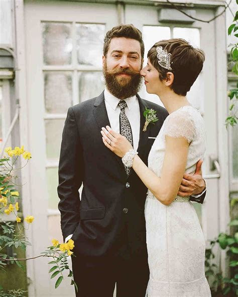 Wedding Facial Hair Styles for Grooms We're Loving