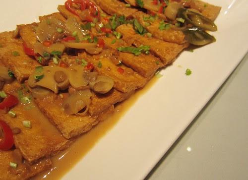 peanut tofu