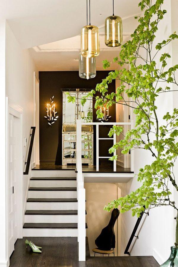 Inspirational Split Level Interior Decoration For Elegant Home