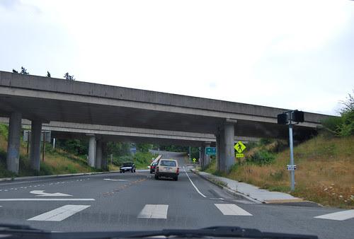 SR 11 north terminus @ I-5
