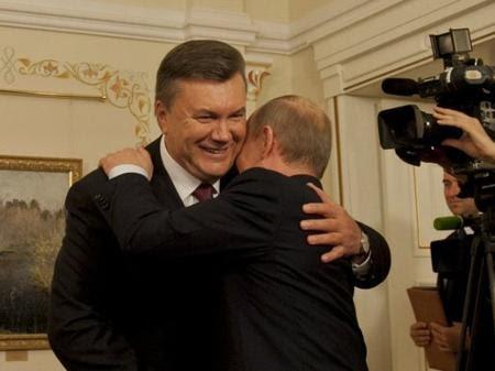 Мир хижинам, война дворцам: почему Путина ожидает судьба Януковича