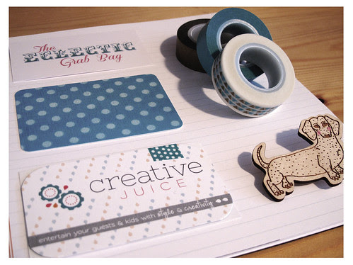Choosing Matching Washi Tape