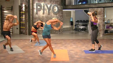 piyo diet workout review blog