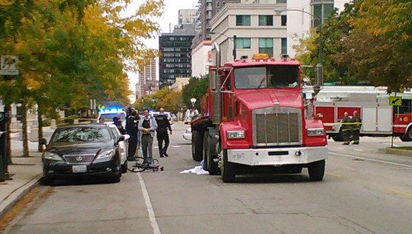 Photo of crash scene by Alex Garcia
