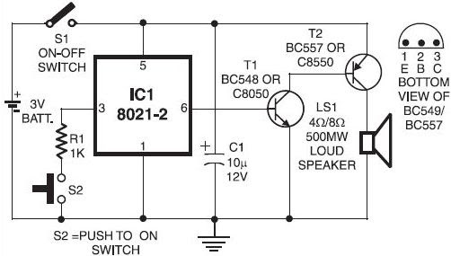 Electronics Ckt Diagram - Circuit Diagram Images