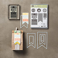 Geburtstagskracher Clear-Mount Bundle by Stampin' Up!