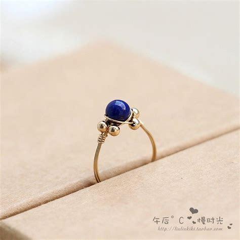 Popular Lapis Lazuli Engagement Ring Buy Cheap Lapis