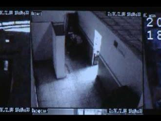 Cosas extrañas captadas por cámaras de seguridad