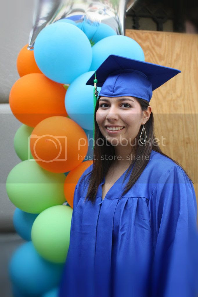 My 2012 Graduate