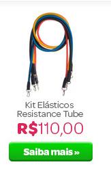 Kit Elásticos  Resistance Tube