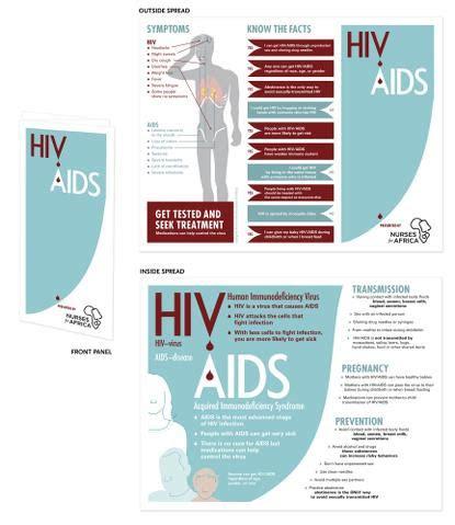 hiv brochure gallery