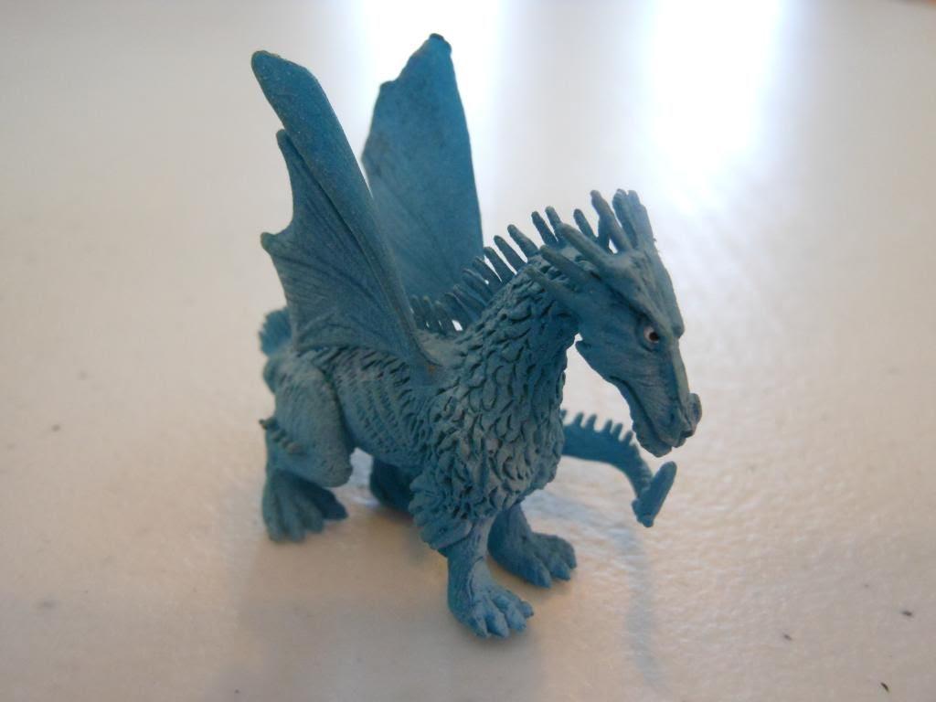 Dragonology dragon piece