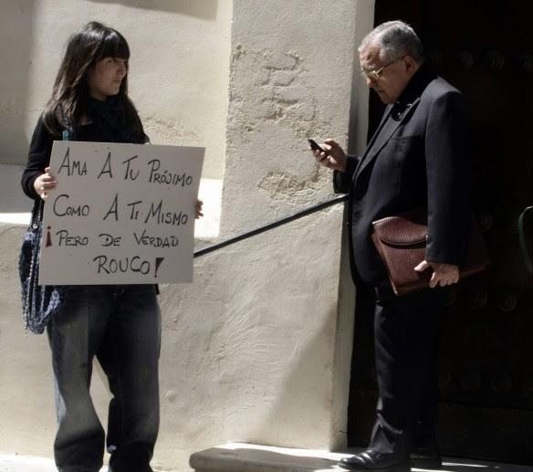 Mensaje para Rouco Varela