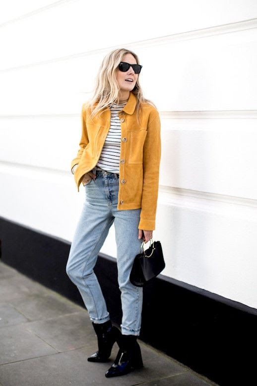 Le Fashion Blog Mustard Suede Coat 5 Cool Coats To Buy Now Via Fashion Me Now