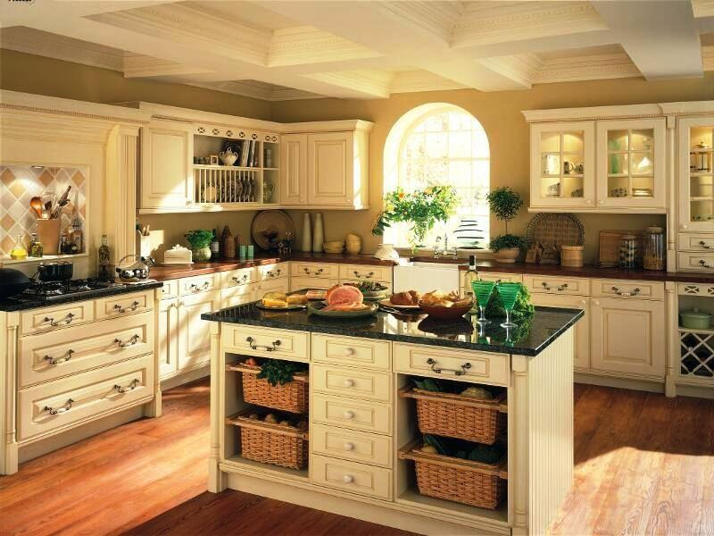 Home Living Blog Italian Country Kitchen Design Pictures