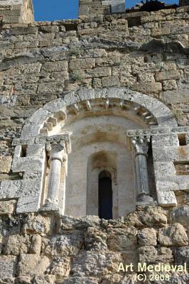Finestra del mur oest