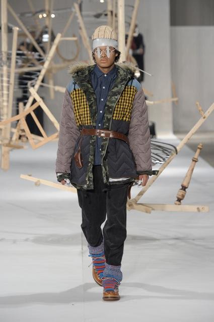 Henrik Vibskov Fall/Winter 2010/11