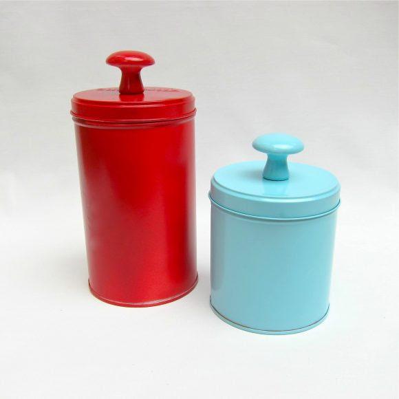 DIY Storage Tins