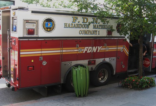 FDNY Hazardous Materials