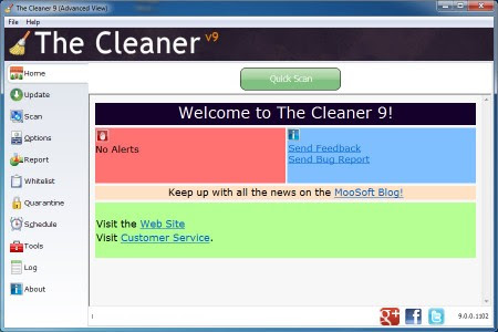The Cleaner 9.0.0.1121 Datecode 07.09.2013