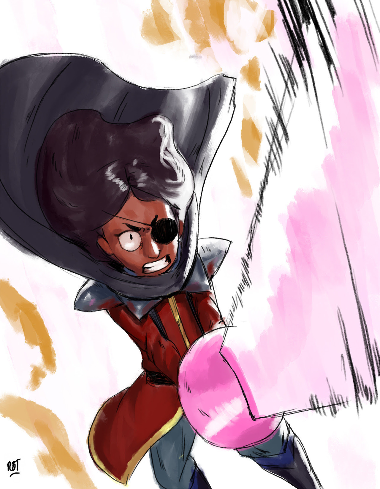connie (w/ zengar outfit) dood