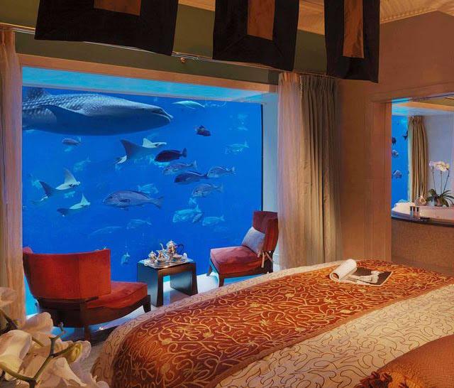 Underwater Suites, Atlantis, Dubai