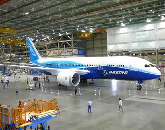 Pesawat Boeing