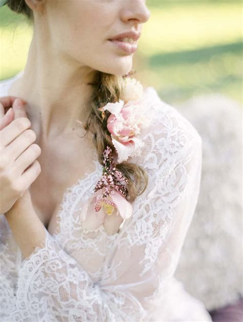 'Windswept Bride' A Beautiful Pastel Bohemian Styled