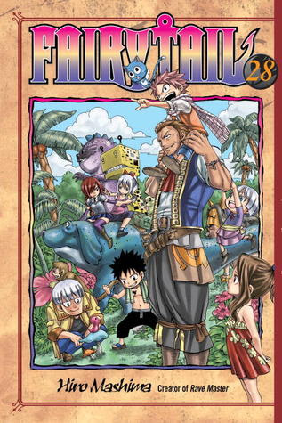 Fairy Tail, Vol. 28