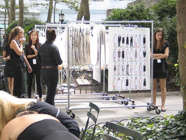 Fall Fashion Week, NYC