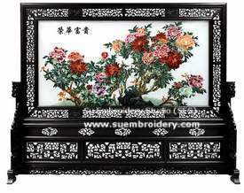 Chinese Double Sided Embroidery Introduction Two Faced Embroidery