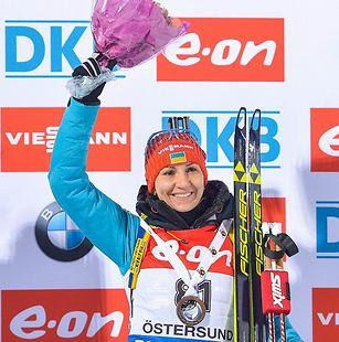 Олена Підгрушна – найкраща спортсменка грудня в Україні