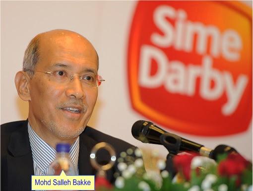 Najib Razak Cronies - Mohd Salleh Bakke