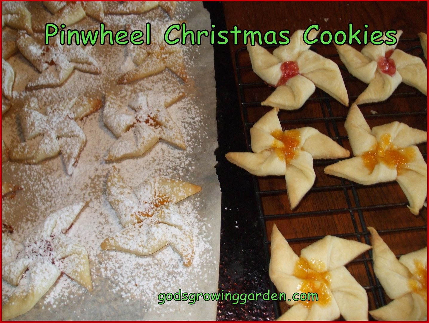 Pinwheel Cookies by Angie Ouellette-Tower for godsgrowinggarden.com photo DSCF0686_zps238dd678.jpg