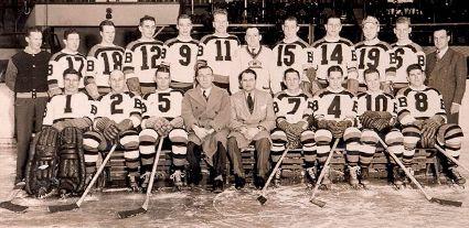 1938-39 Boston Bruins team, 1938-39 Boston Bruins team