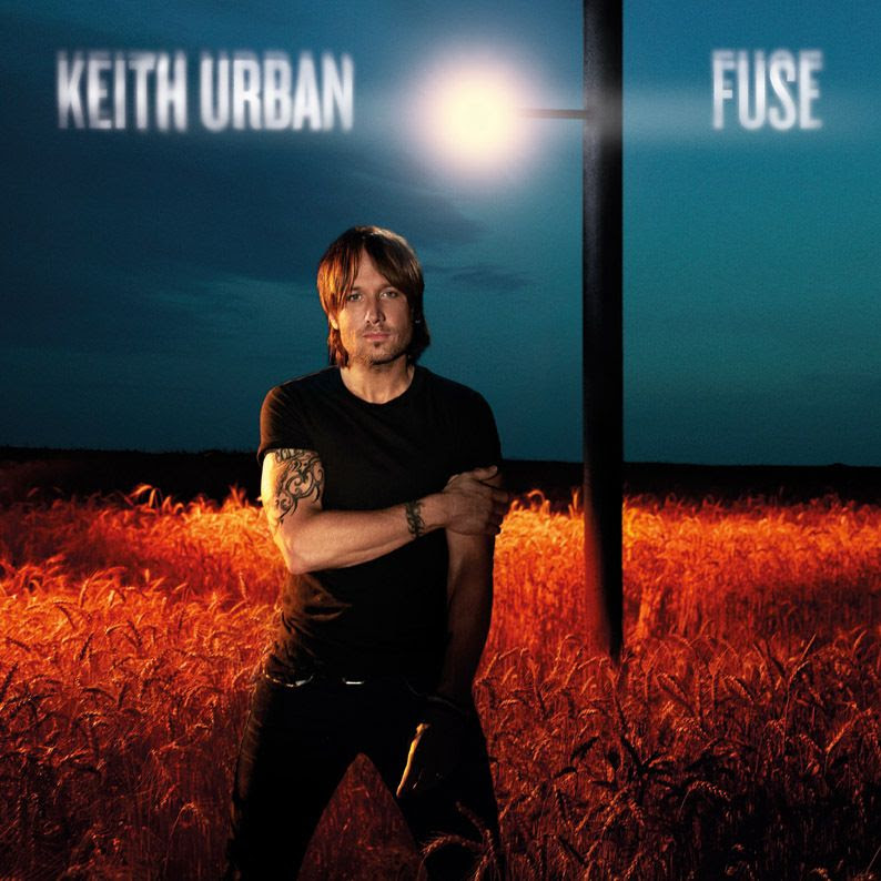 Keith Urban : Fuse (Album Cover) photo 137539044901625FuseCover.jpg